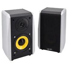 Dynavox Regal-Lautsprecher TG-1000B, Silber, Paar, Kleine Boxen HiFi Satelliten
