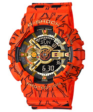 Casio G-Shock GA-110JDB-1A4JR Dragon Ball Z Collaboration. IN HAND!!!