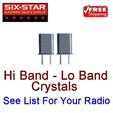 CB Radio Crystals PLL For Cobra 89XLR President Dwight D Teaberry & Any UPD858