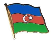 Aserbaidschan Flaggen Pin Fahnen Pins Fahnenpin Flaggenpin Anstecker
