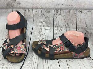 Birkenstock Papillio Floral Ankle Strap Sandal 260 Wm Eu 40, US 9