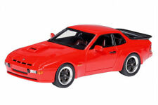 Schuco Porsche 924 Carrera GT ROJO INDISCHROT red, 1:43 pro.r43 ART. 45 088 9600