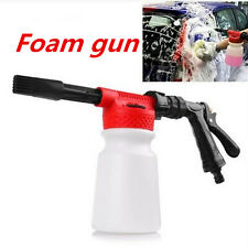 Car Cleaning Wash Foam Gun Pressure Foamaster Water Soap Shampoo Sprayer 900ML