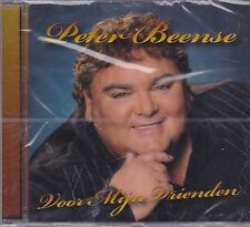 Peter Beense-Voor Mijn Vrienden cd album sealed