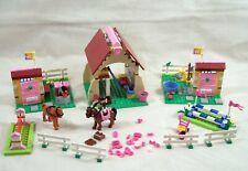 LEGO Friends 3189 - Pferdestall gebraucht mit Bauanleitungen