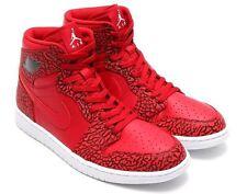 Nike Air Jordan 1 Retro High Elephant Print Men's Basketball Shoes Size 11.5