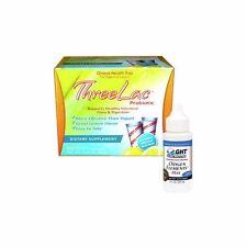 ThreeLac and ThreeLac OXYGEN Elements MAX (By Global Health Trax)