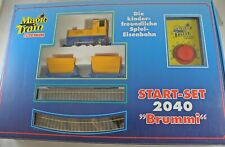 "Fleischmann Spur 0e Magic Train 2040 Start-Set ""Brummi"" aus Sammlung mit OVP"