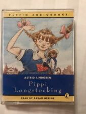 Pippi Longstocking By Astrid Lindgren Audio Book Read By Sarah Greene