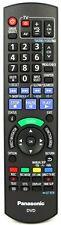 Panasonic N 2 QAYB 000130/466 DVD/VHS/TV Fernbedienung, DMR-EZ48/DMR-EZ47/DMR-EX98