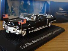 Atlas Cadillac Limousine 1959 QUEEN & Eisenhower Modèle De Voiture 1:43 2696606 GX606