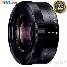 Panasonic standard zoom lens H-FS12032-K Lumix G VARIO 12-32mm/F3.5-5.6 JAPAN