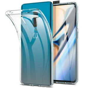New OnePlus 7T Pro Clear Silicone Case