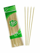 "1000 Ct. 8"" Bamboo BBQ Skewer Sticks Shish Kabab NEW"