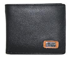 Portefeuille Horse en Cuir pour Homme  / 3 volets avec Porte carte, Billet