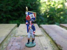 DELPRADO EMPIRE AUSTERLITZ LIG52 Division Drouet Porte étendard 95eme de ligne