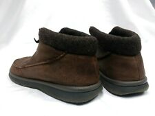Patagonia Performance Footwear Espresso Leather & wool Shoes 11.5