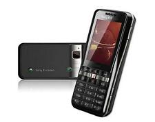 Sony Ericsson G502 G502i mobile phones 3G bluetooth mp3 player 2MP camera Radio