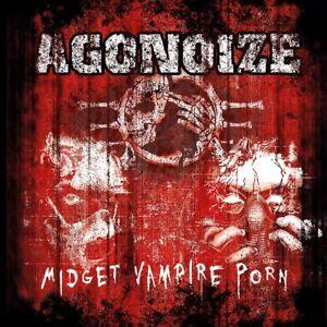 AGONOIZE Midget Vampire Porn LIMITED 2CD Digipack 2019