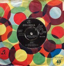 "Shirley Bassey-Gone/Your Love Vinyl 7"" Single.1964 Columbia DB 7248."