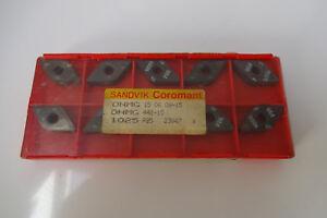 Sandvik Coromant DNMG 150608-15 442-15 1025 P25 10 Stück in Original Packung