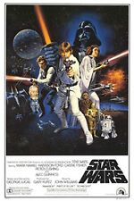 1993 LUCASFILMS STAR WARS MOVIE SCORE POSTER 24x36 NEW FREE SHIPPING