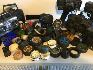 Tamiya RC scrapyard parts job lot