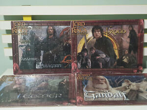 THE LORD OF THE RINGS THE TWO TOWERS JIGSAWS FRODO FARAMIR GANDALF EOMER NIP