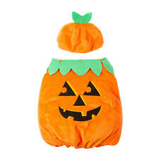 Claire's Halloween Pumpkin Pet Costume Small 6-10 lbs NWT