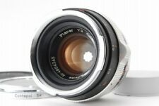 【AB Exc+】 Zeiss Contarex 50mm f/2 Planar lens w/ Contapol (rare!) JAPAN Y3551