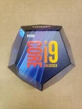Intel Core i9-9900K 3.6 GHz Eight-Core LGA 1151 Processor BX80684I99900K