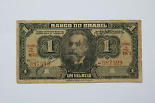Brazil Early 1000 Reis Banknote 1923 B20 Bk25