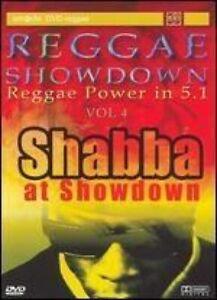 Reggae showdown czesc 4 DVD