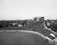 1937 Chicago Cubs WRIGLEY FIELD Glossy 8x10 Photo Centerfield Print Poster