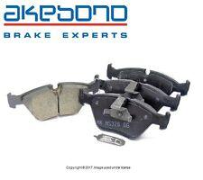 NEW For BMW E46 M3 Z4 Front Brake Pad Set Akebono Euro 34 11 2 282 995