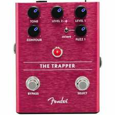 Fender The Trapper Dual Fuzz and Octave Pedal - New !