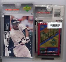 Michael Jordan UD Baseball Top Prospects Blister #MJ23 16-cd/Pack & Jumbo Card