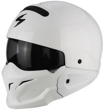 Scorpion casco Exo-combat Solid blanco m