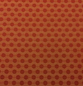 Outdura Indoor Outdoor Upholstery Fabric by The Yard ~ Solid China Red