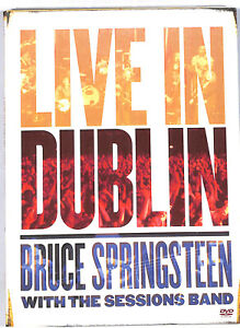 EBOND Bruce Springsteen With The Session Band - Live In Dublin DVD D574616