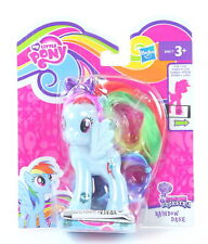 MY LITTLE PONY explore equestria RAINBOW DASH action figure toy MLP G4 - NEW!