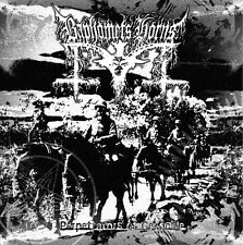 BAPHOMETS HORNS Perpetrators CD Archgoat Bestial Mockery Necroholocaust Demoncy