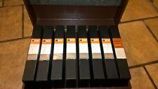 Video training program on U-MATIC  8 Cassettes + mallette