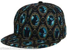 NewEra Disney Alice In Wonderland Character Silouetts 5950 Fitted Cap USA Import