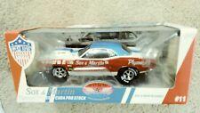 Highway 61 Supercar 1/18 Sox & Martin 1970 Plymouth 'Cuda Pro Stock
