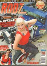 Ol' Skool Rodz Magazine Tom Poynter's Trick Model A September 2014 011918nonr