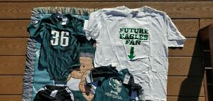 Philadelphia Eagles Baby Clothes Package Blanket, jackets, jump suit, Maternity