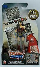 "MATTEL Wonder Woman-6"" Justice League Interactive Talking Heroes"
