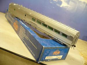 "Atlas 2 Rail California Zephyr Dining Car ""Silver Cafe"" F/P NO RESERVE"