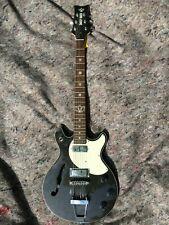 Daisy Rock Bangles Signature Model Electric Guitar Metallic Black